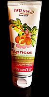 Face Scrub, Apricot, Скраб для лица, Патанджали / Patanjali / 60 gr