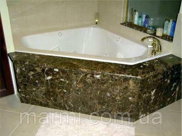 ванная мрамор Имперадор Дарк