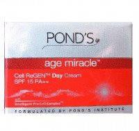 Дневной антивозрастной крем, Пондс / Age Miracle, Pond's / 10 g
