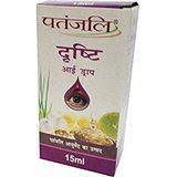 Дришти, Капли для глаз, Патанджали / Drishti Eye Drops, Patanjali / 10 ml
