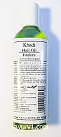 Mасло Брами для волос, Кхади / Hair OIL Brahmi, Khadi / 100 ml