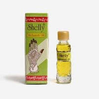 Масло для тату хной, Шелли, Mehandi oil, Shelly, 6 мл.