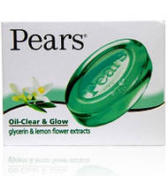 Мыло Pears Oil-Clear & Glow ( glucerin & lemon extracts ), 75 гр.