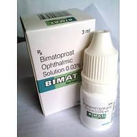 Бимат - средство для роста ресниц, 3 мл.