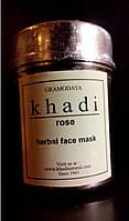 Khadi, Face Pack, Rose, Маска для лица, 50 gr