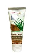 Маска для лица с глиной Патанджали Аюрведа / Divya Patanjali Multani Mitti Face Pack