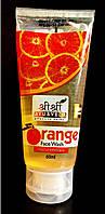 Ayurveda, Face Wash, Orange, Гель для умывания,  60 ml.