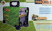 Сварочный инвертор PROCRAFT SP-330D (330 А)
