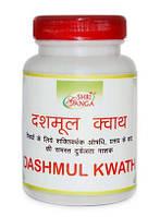 Дашмул Квэц, Дашамул порошок, Шри Ганга / Dashamool Kwath, Shri Ganga / 100 g
