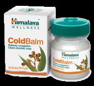 Бальзам от простуды и головной боли, Хималая / Cold Balm, Himalaya / 10 g