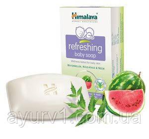 Детское мыло Хималая / Refreshing Baby Soap / Himalaya / 75 g