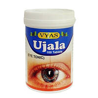 Уджала таблетки, В'яс / Ujala Tablet, Vyas Pharmaceuticals / 100 tabs