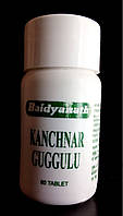 Канчнар гуггул, Байдинах / Kanchnar Guggul, Baidyanath / 80 таб
