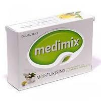 Мыло, Mедимикс, с  глицерином и маслом лакшади, Medimix, 125 г.