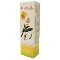 Заживляющий крем для ног, Патанджали / Crack Heel Cream, Patanjali / 50 g