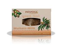 Лечебная глина, Патанжали / Multani-Mitti, Patanjali / 75 gr
