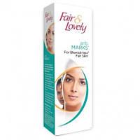 Отбеливающий антипигментационный крем для лица / Fair & Lovely, Аnti marks / 25 g