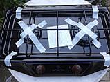 Газовая плита Greta 1103 - 2 конф. без крышки, фото 4