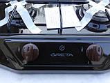Газовая плита Greta 1103 - 2 конф. без крышки, фото 5