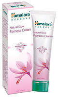 Отбеливающий крем, Гималая / Natural Glow Kesar Face Cream, Himalaya / 50 gr