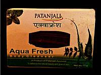 Мыло, Аквафреш, Патанджали / Aquafresh Soap, Patanjali / 75 gr