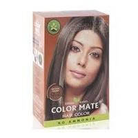Хна травяная, коричневая, на натуральной основе, Color Mate, Natural Brown 9.2, 15гр