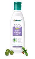 Детское массажное масло, Хималая / Baby Massage Oil, Himalaya / 100 ml