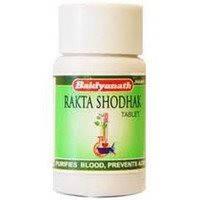 Ракта Шодак, Байдинах / Rakta Shodak, Baidyanath / 50 tab