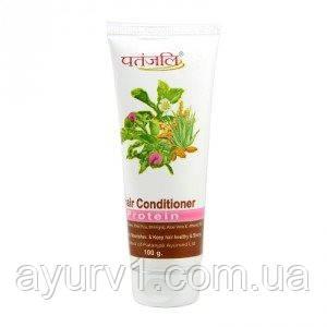 Протеиновый кондиционер для волос, Патанджали / Protein Hair Conditioner, Patanjali / 100 ml