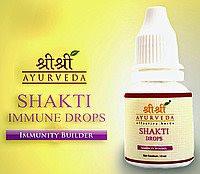 Капли Шакти, Шри Шри Аюрведа / Shakti Drop, Sri Sri Ayurveda / 10 ml