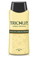 Тричуп, Укрепляющий травяной шампунь / Trichup, Healthy, Long & Strong Shampoo / 200 ml