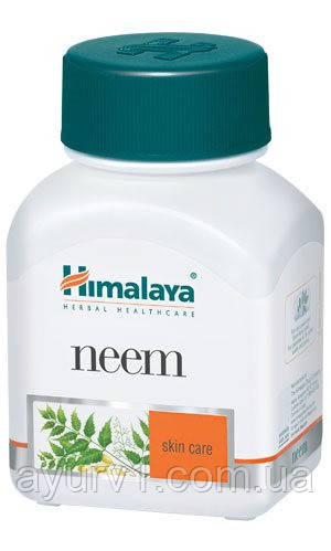 Ним, Гималая / Neem, Himalaya / 60 таб