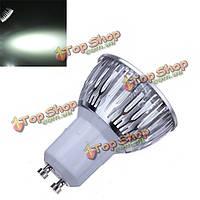 Затемнения GU10 9 Вт 600lm Сид чисто белый свет LED пятно лампы 220В