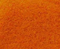 Фетр оранжевый, 50*45 см, 1 мм, мягкий