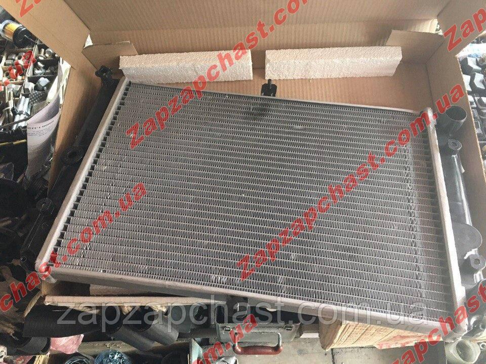 Радиатор охлаждения Ваз 2108 2109 21099 2113 2114 2115 SPORT ЛУЗАР (алюминевый) (LRc 01080b)