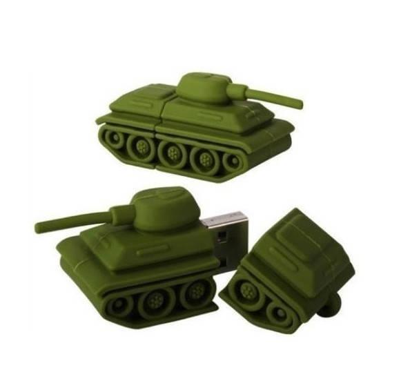 флешка танк