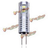 Г4 3W чистый белый действие 8smd 3020 LED пятно света лампы переменного тока/постоянного тока 12В