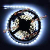 5M белый 3528 SMD светодиодные полосы водонепроницаемая LED лента 12V DC 300 LED