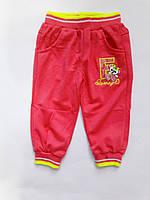 Спортивные штаны для девочки  р. 1-5 л Crossfire, купить детские спортивные штаны оптом
