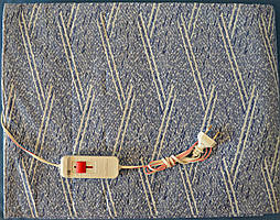 Электропростынь байковая, размер 120х160 см, пр-ль Турция