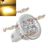 Сид MR16 4вт LED теплый белый свет энергосберегающие лампы лампы 12В