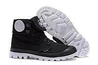 Женские ботинки Palladium Baggy (паллаиум багги) черные