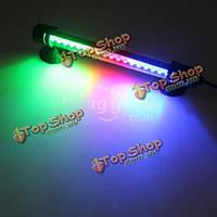 18 LED аквариум бар погружной водонепроницаемый светильник прокладки 100-240В