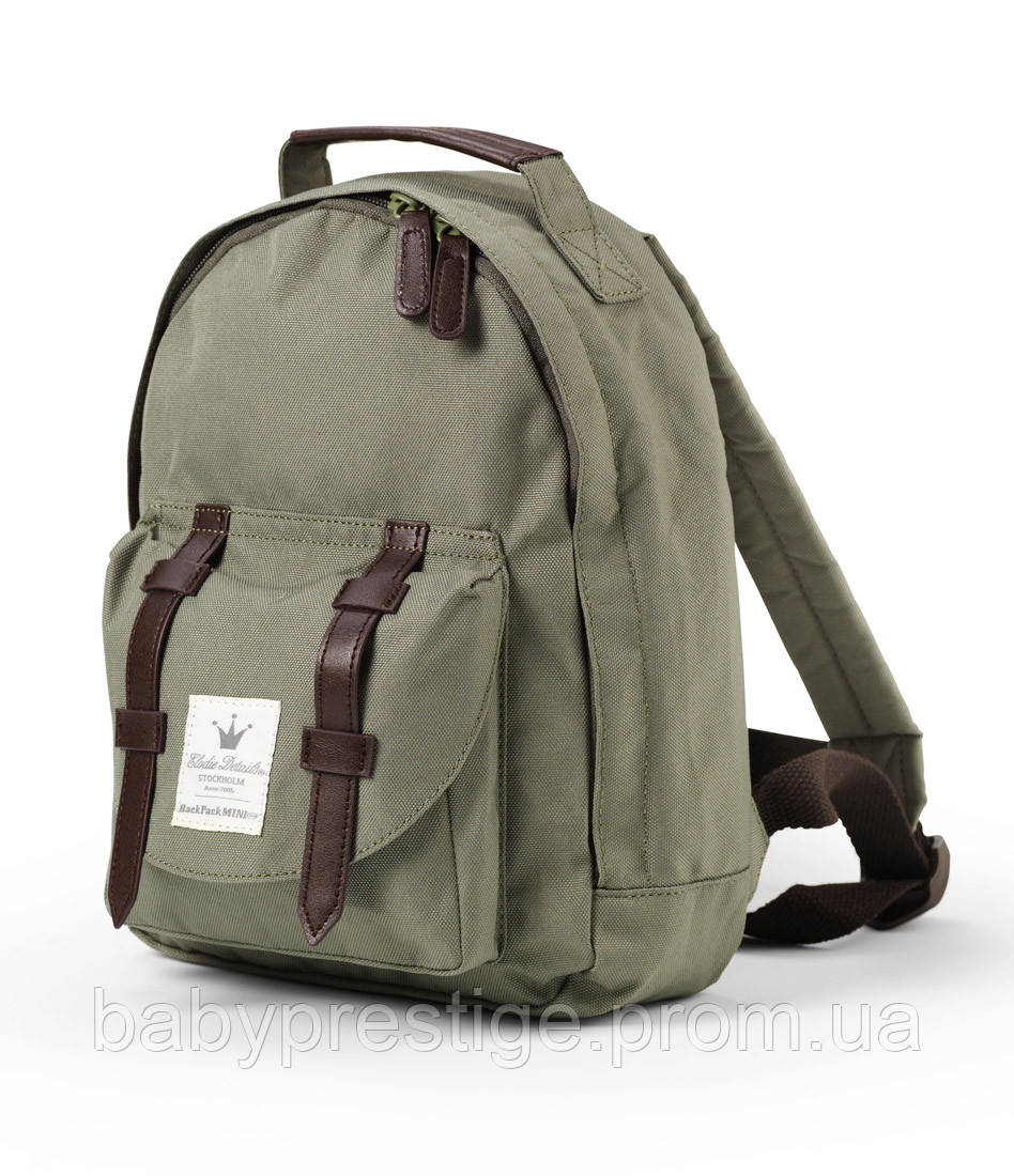 Рюкзак Elodie details BackPack Mini - Woodland Green. Новинка, фото 1