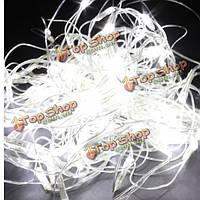 120 белый LED веб-чистая фея водонепроницаемый свет для партии сад