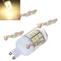 Устройство G9 3W теплый белый 30 SMD 5050 LED энергосберегающие лампы Spot 200-240В