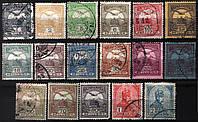 Венгрия 1913-1916 Sс# 84-85, 87-97, 99-102, фото 1
