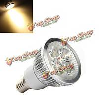 Лампа E14 4вт теплый белый LED энергосберегающие лампы прожектор 85-265в