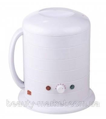 Нагреватель для горячего воска и воска в банках 001