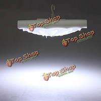 60 LED НЛО фонарь палатки белые лампы фонарик для рыбалки кемпинг